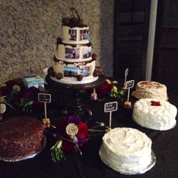 Photo Of DeClare Cakes   Charleston, SC, United States. Tiered Cake Only Was