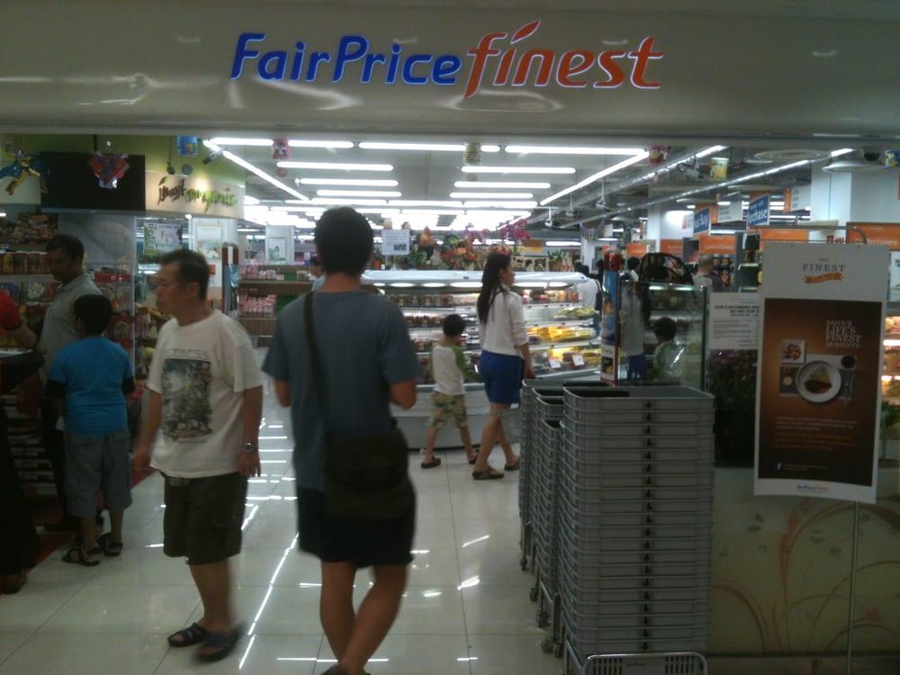 FairPrice Finest - Clementi Mall