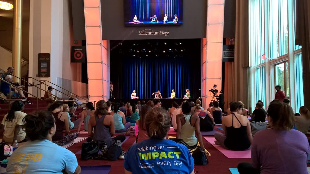 Yoga Heights: 3506 Georgia Ave NW, Washington, DC, DC