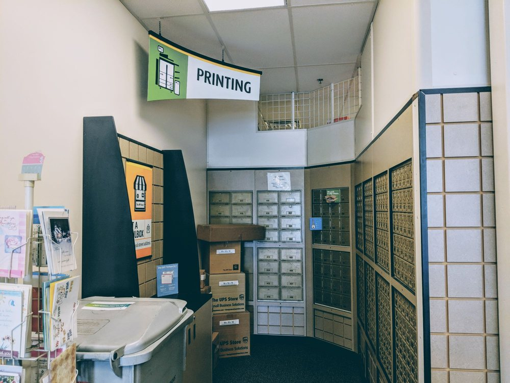 The UPS Store: 3013 S Wolf Rd, Westchester, IL