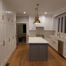 Merveilleux Photo Of Edgewood Custom Cabinetry   Clayton, NC, United States. White  Shaker Cabinets