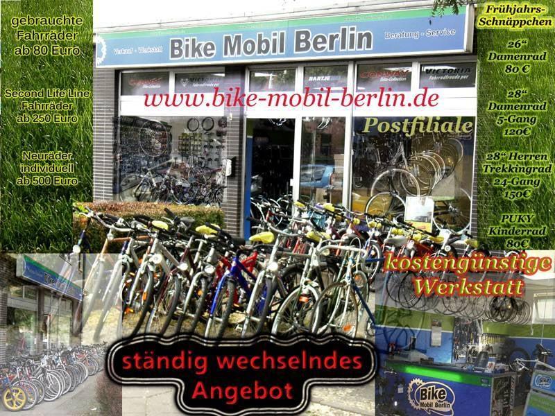 Bike Mobil Berlin Active Life Osdorfer Str 2a Steglitz Berlin