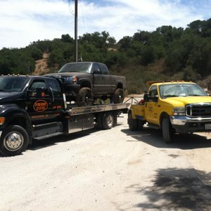 Towing business in Hollister, CA