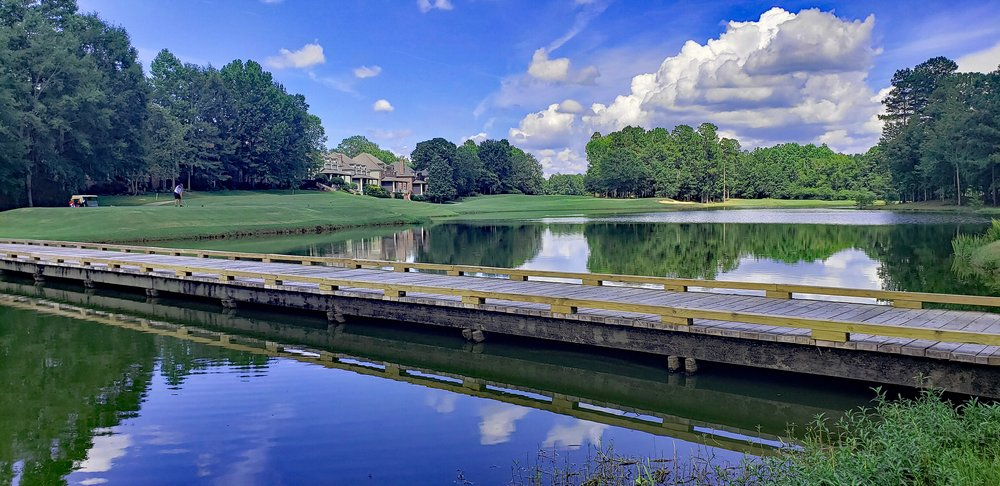 Canebrake Country Club: 1 Cane Dr, Hattiesburg, MS