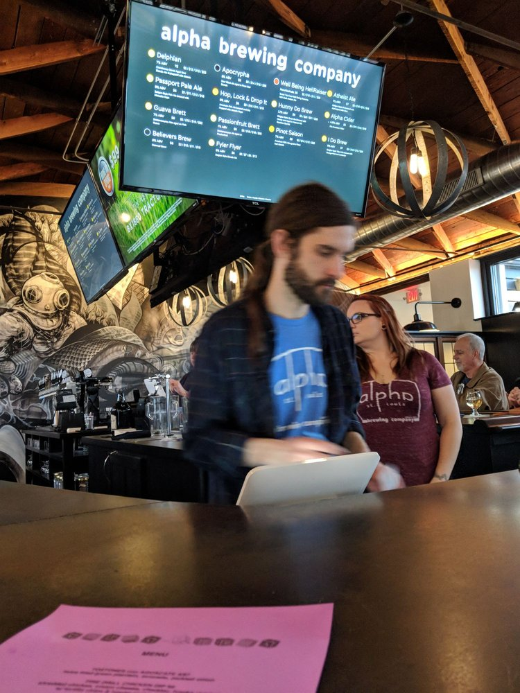 Alpha Brewing Company - 239 Photos & 123 Reviews - Breweries