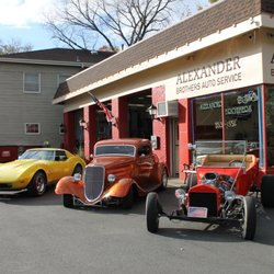vintage car store of nyack