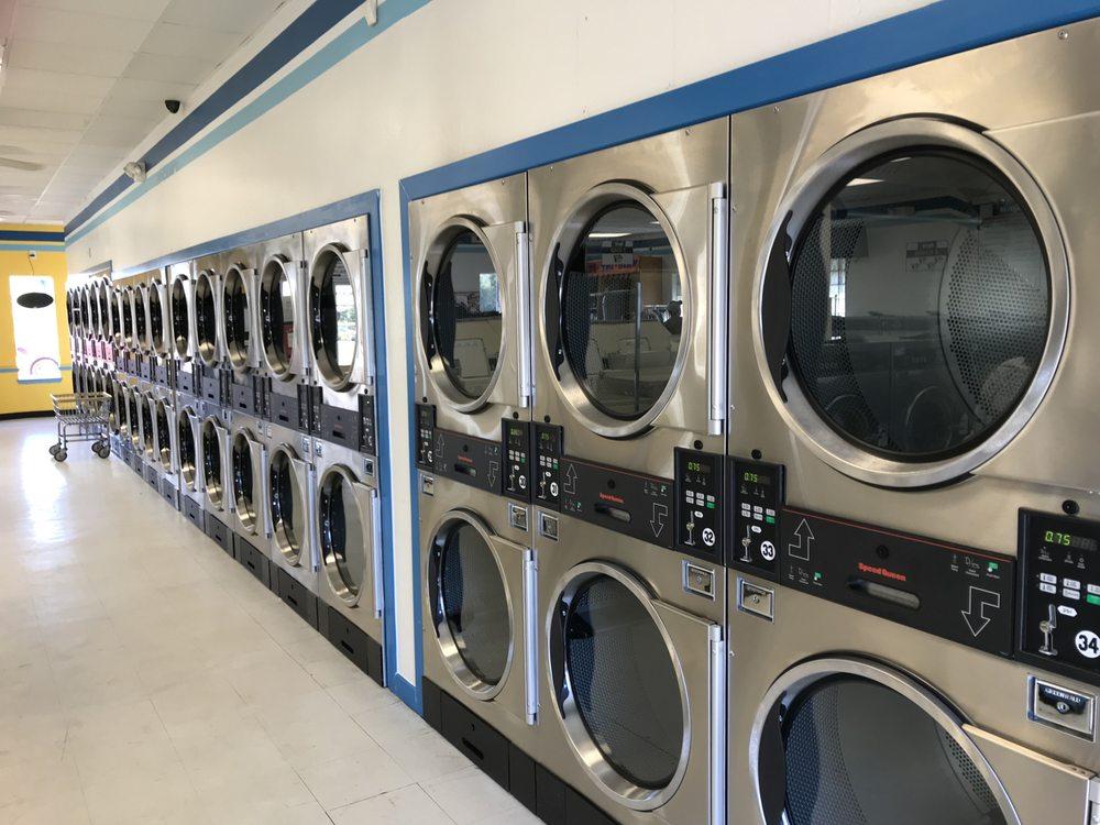 Spin Plus Laundromat: 2018 W University Dr, Edinburg, TX