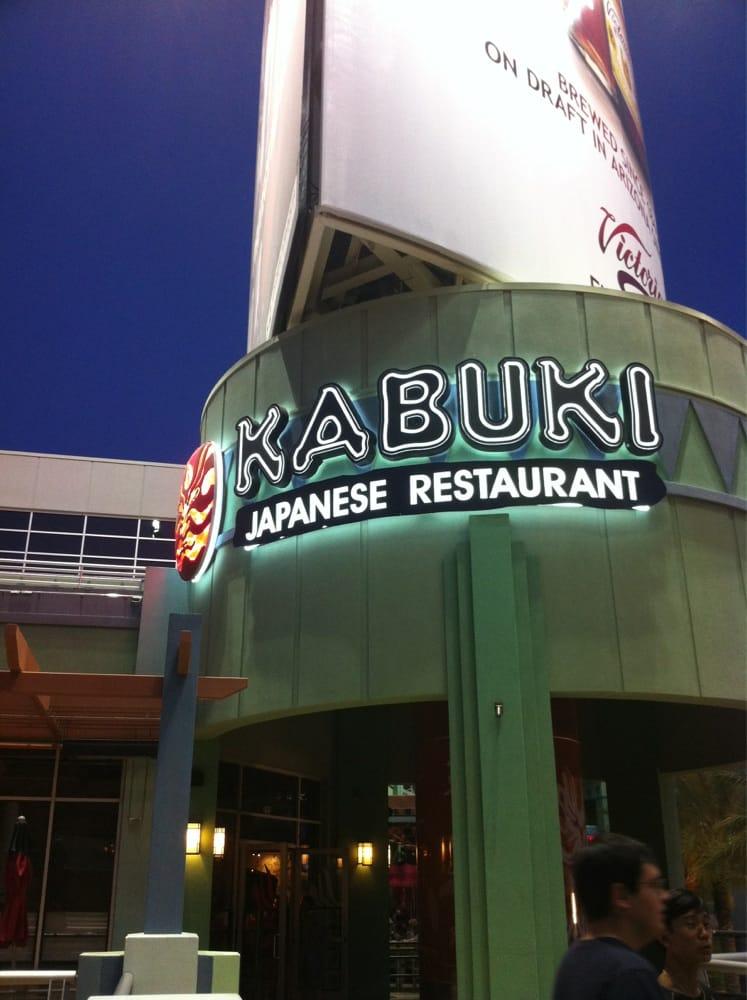 Kabuki Japanese Restaurant Glendale Az