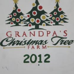 Grandpa's Christmas Tree Farm - Christmas Trees - 13616 Il Rt 176 ...