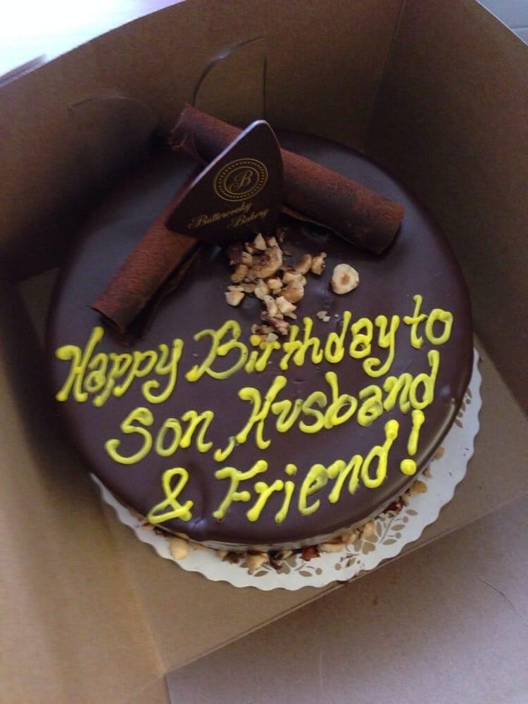 Buttercooky Cake