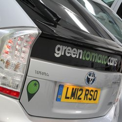 Photo Of Green Tomato Cars London United Kingdom