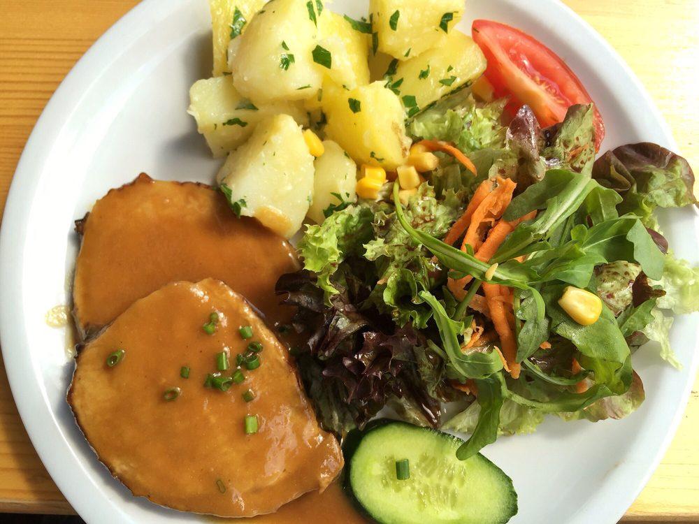 Salate zu schweinebraten