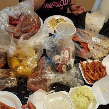 Cajun Seafood 215 Photos 154 Reviews Seafood 2730 S