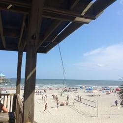 Locklear S Beach City Grill Menu