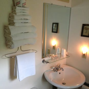 Photo of Colony Motel - Brewer, ME, United States. Bathroom