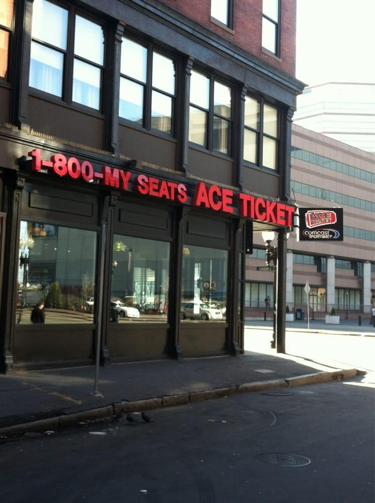 Ace Ticket Agency
