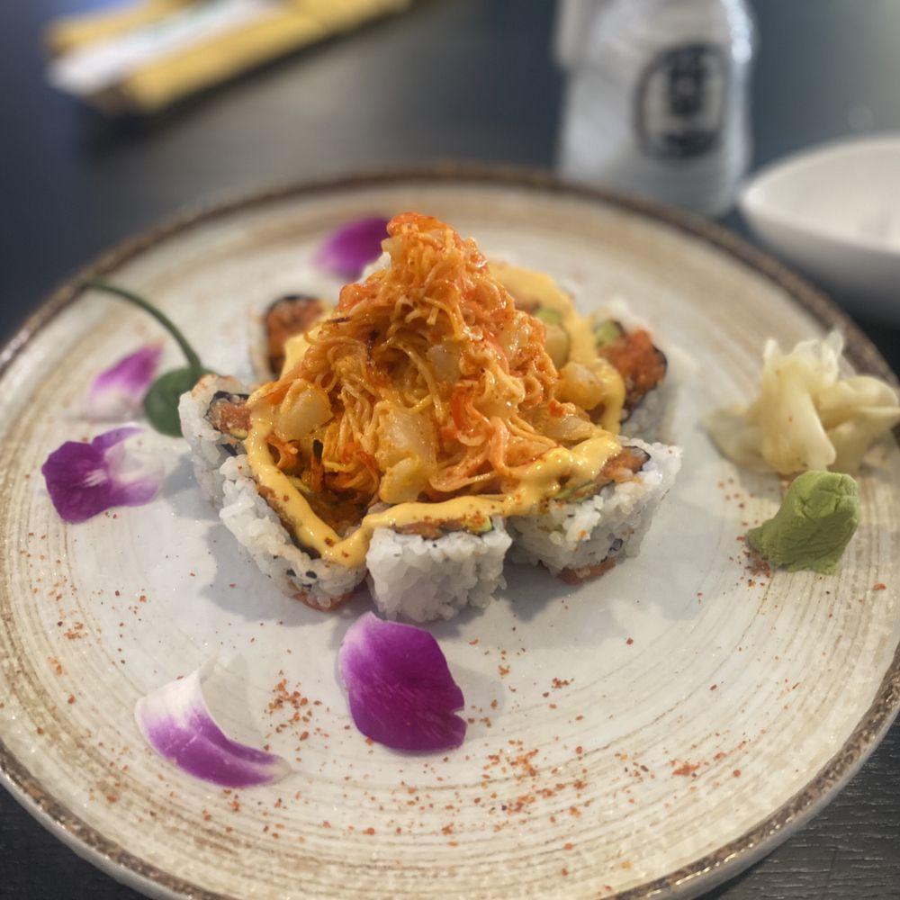 Legend sushi: 15 Prospect St, Ballston Spa, NY