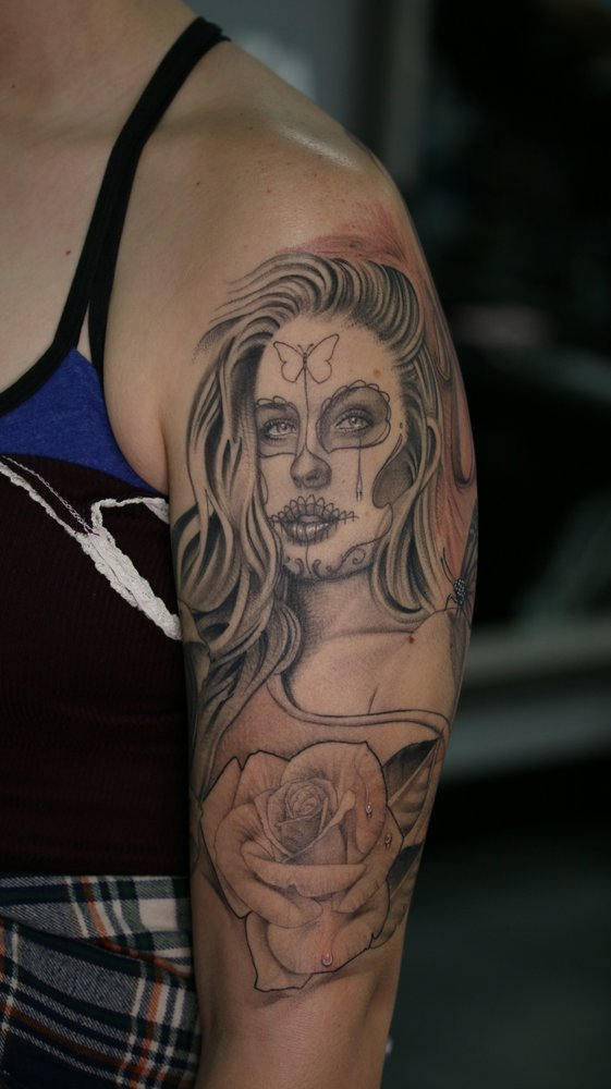 Modified Ways tattoo: 776 SW US 40 Hwy, Blue Springs, MO