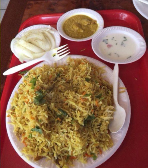 Indian Food Nanuet Ny