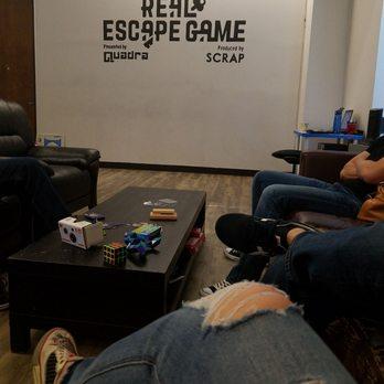 Real Escape Room San Jose Ca
