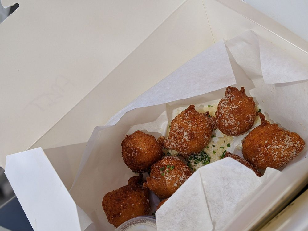 Food from Cluck Kitchen
