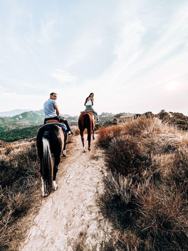 Social Spots from Los Angeles Horseback Riding