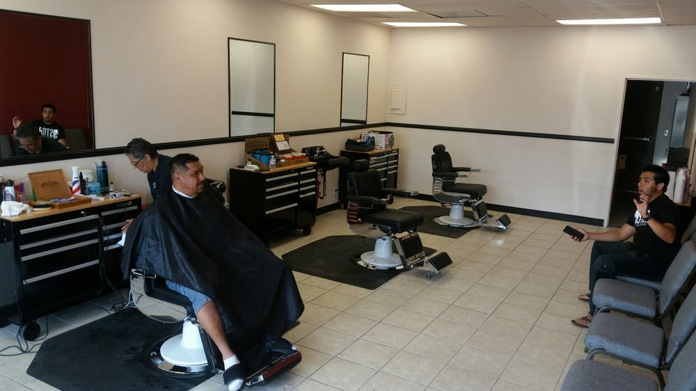 Hideaway Barber Shop - Barbers - 2230 W Colchester Dr - Anaheim, CA ...