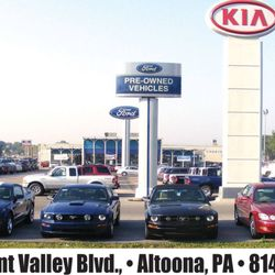 Courtesy Ford Altoona Pa >> Courtesy Ford Lincoln - Car Dealers - 401 Pleasant Valley