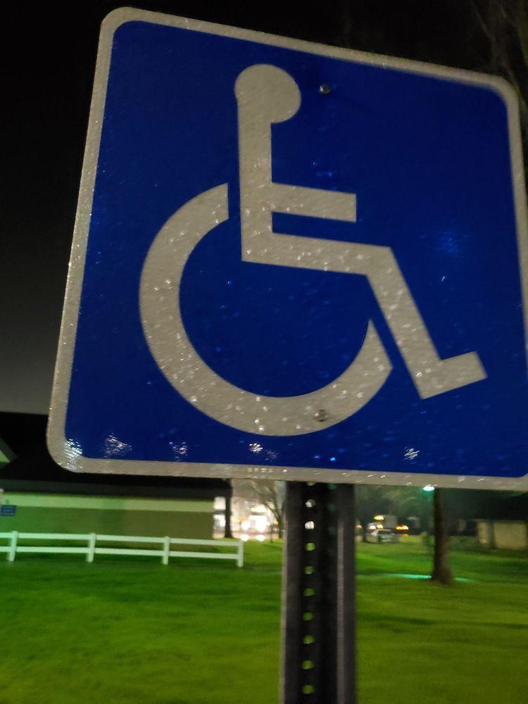 Rest Area: Interstate 77, Richburg, SC