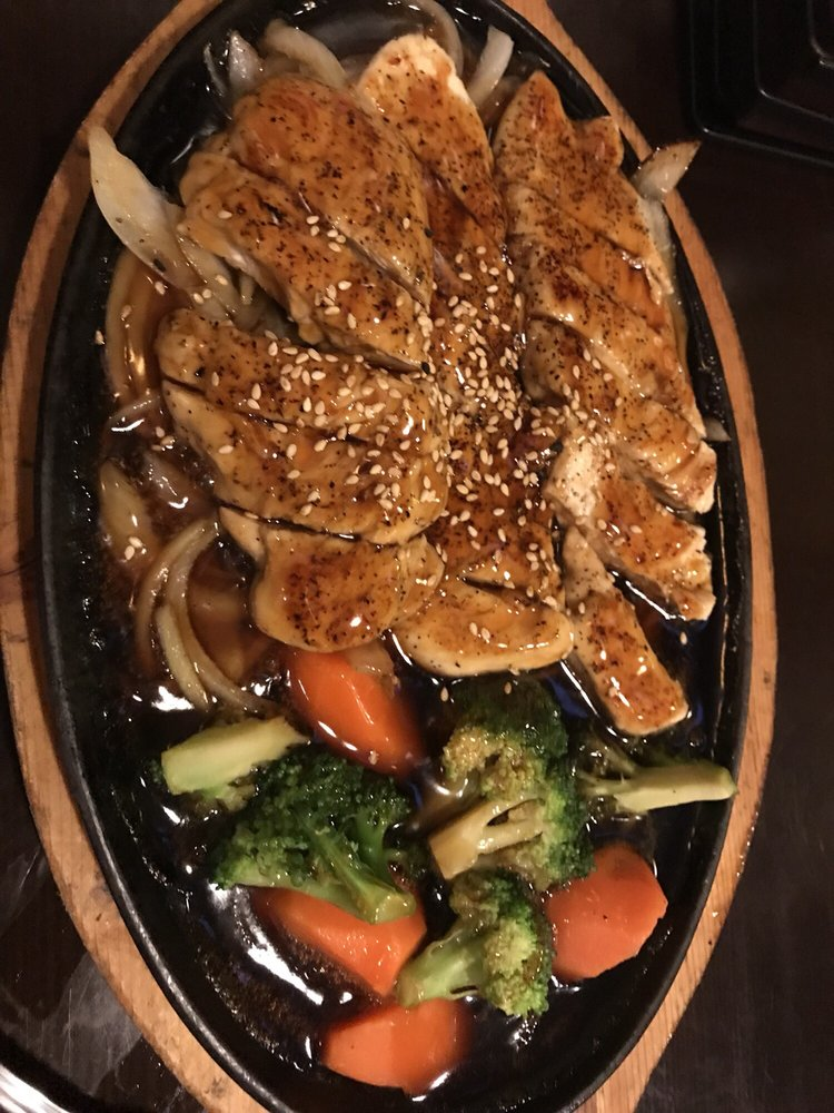 Pan Asian Sushi Bar and Grill: 1305 N Orange Ave, Green Cove Springs, FL