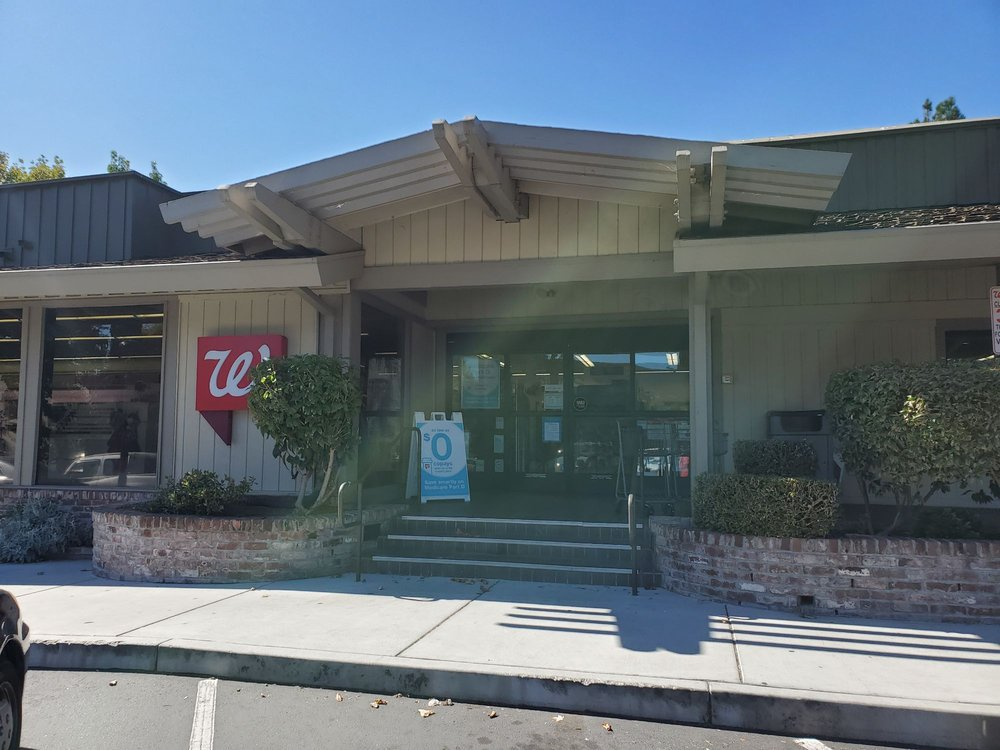 Walgreens: 3614 Mt Diablo Blvd, Lafayette, CA