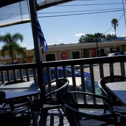 Photo Of Mama S Greek Cuisine Tarpon Springs Fl United States Looking Out
