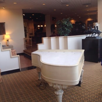 Photo Of Euro Suites Hotel Morgantown Wv United States Front Lobby