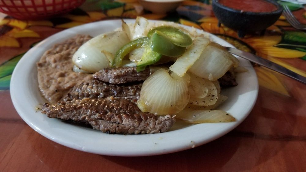 Carmelas Mexican Restaurant: 3925 Calder Ave, Beaumont, TX