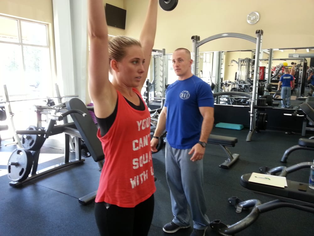 Gym in Longs Pond Lexington SC