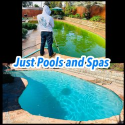Just Pools and Spas Service and Repair - 51 Photos & 44