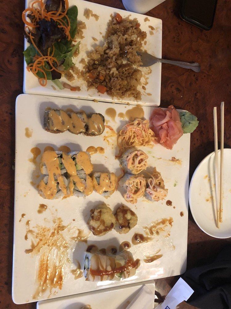 Sushi Bar: 130 Maple St, Wyandotte, MI