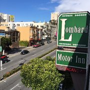 Photo Of Lombard Motor Inn San Francisco Ca United States