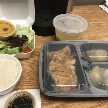 Photo Of Iron Chef Wallingford Ct United States 10 Lunch Bento Box