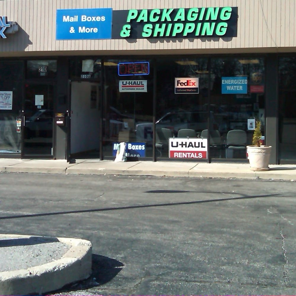 U-Haul Neighborhood Dealer: 210A E Chicago Ave, Westmont, IL