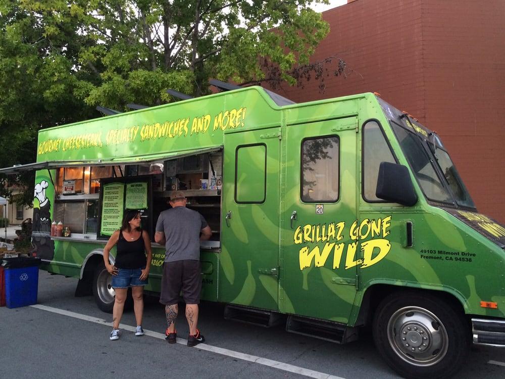 Az T Ca Food Truck