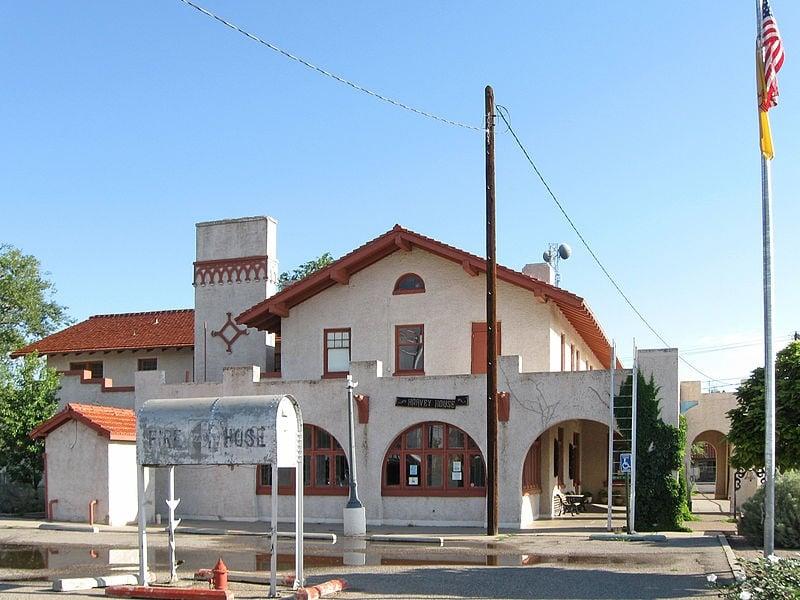 Harvey House Museum: 104 N First St, Belen, NM
