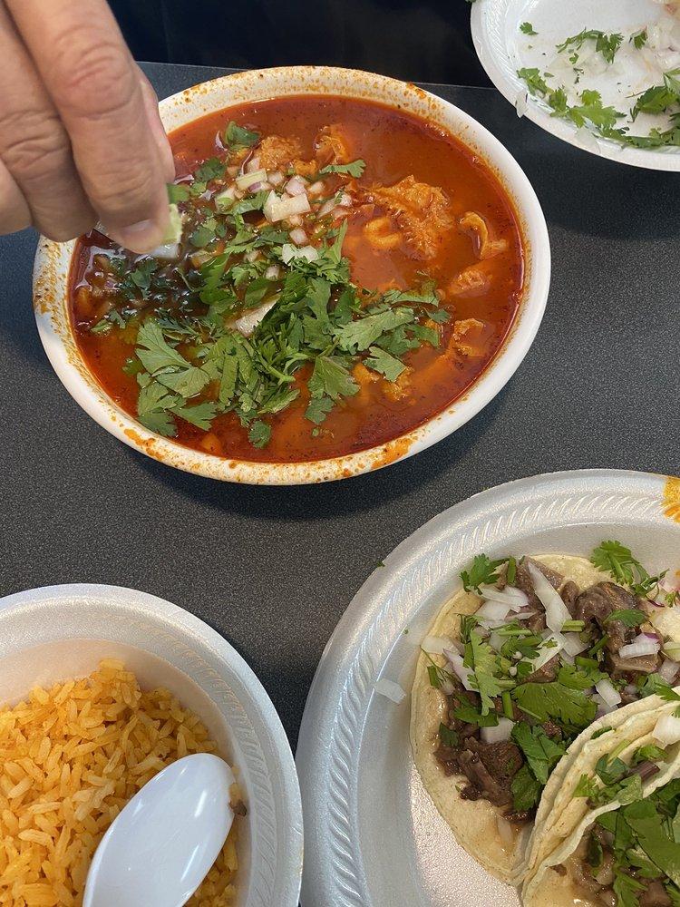 Tacos la Carreta: 118 W Kansas, Garden City, KS