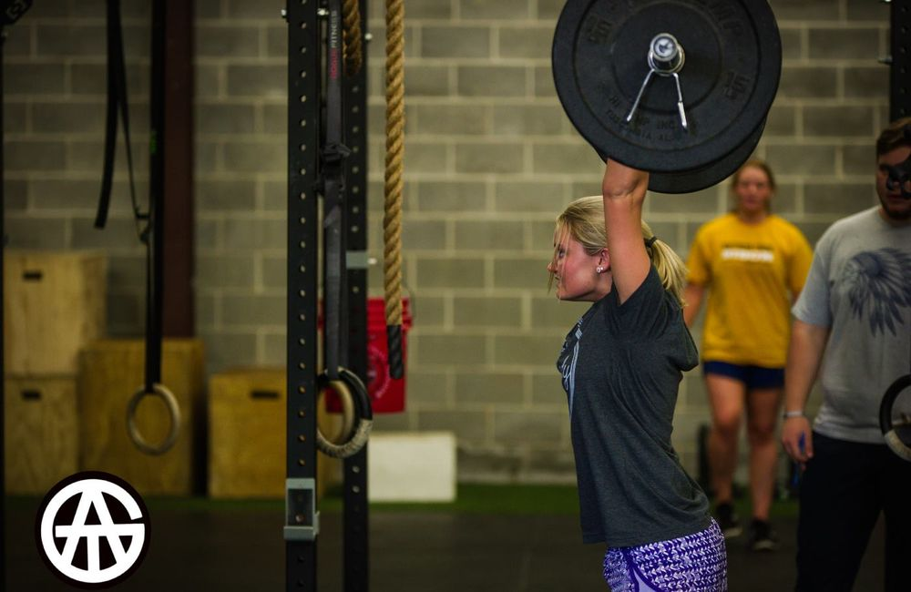 ATG CrossFit: 335 S Erwin St, Cartersville, GA