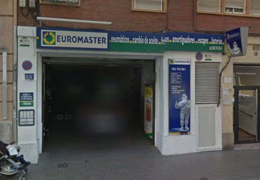 Euromaster bilreparation calle salamanca 47 l - Calle valencia salamanca ...