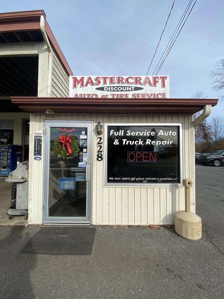 Mastercraft Discount Auto and Tire: 228 East Bay Ave, Manahawkin, NJ