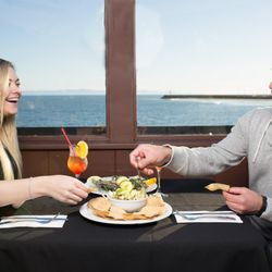 Photo Of Moby Restaurant Santa Barbara Ca United States