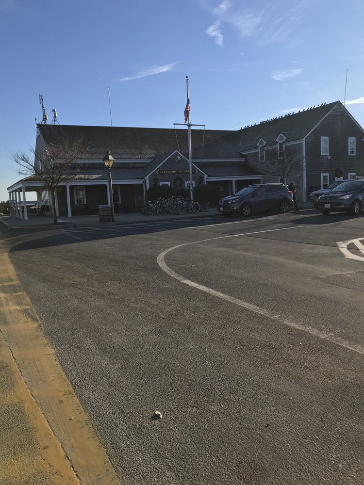 Steamship Authority: 1 Steamboat Wharf, Nantucket, MA