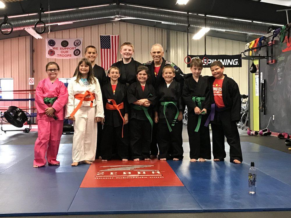 Cutting Edge Fitness & Martial Arts Center: 73 1/2 Summer St, Adams, MA