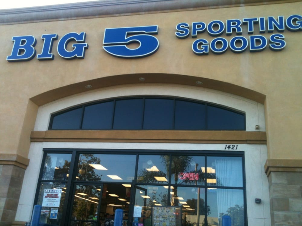 big 5 sporting goods - 16 reviews - sporting goods